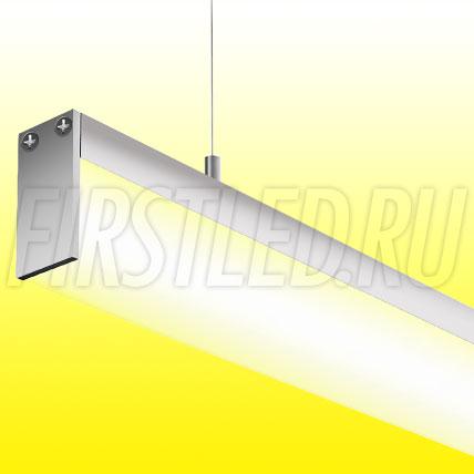 Подвесной алюминиевый профиль TALUM WP20.36