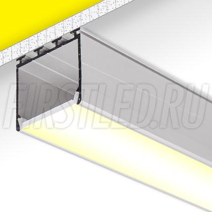 Накладной / подвесной алюминиевый профиль TALUM WP26.25