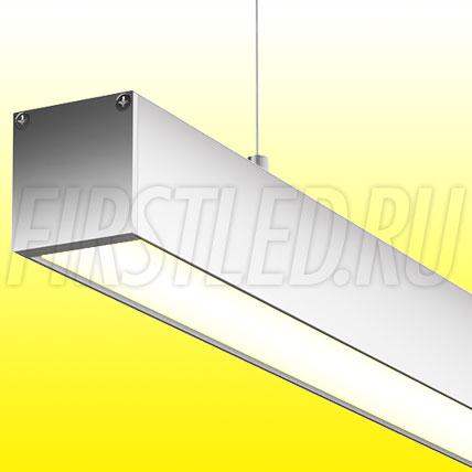 Подвесной алюминиевый профиль TALUM WP35.35