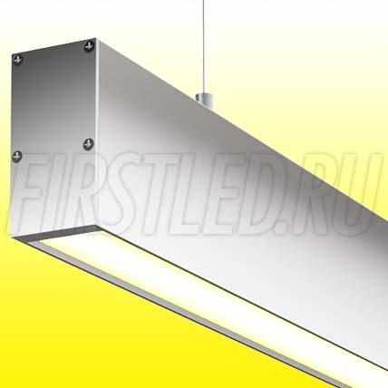 Подвесной алюминиевый профиль TALUM WP36.67