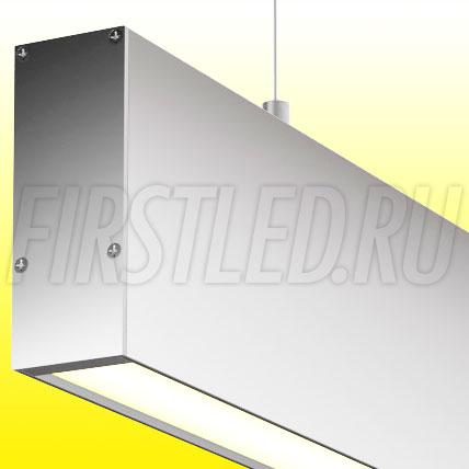 Подвесной алюминиевый профиль TALUM WP36.91