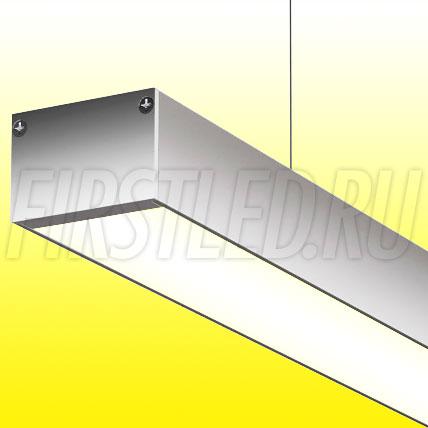 Подвесной алюминиевый профиль TALUM WP49.32