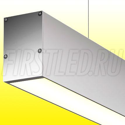 Подвесной алюминиевый профиль TALUM WP49.70