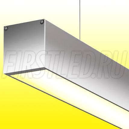 Подвесной алюминиевый профиль TALUM WP50.50
