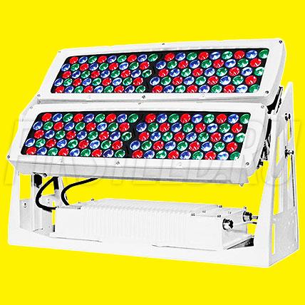 Многоцветный светодиодный DMX прожектор TARPON i180