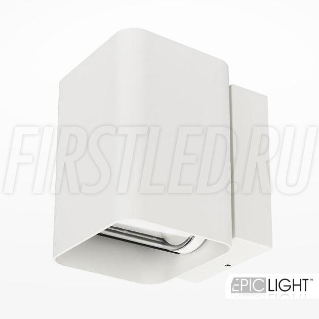 Настенный светодиодный светильник VARION (белый)