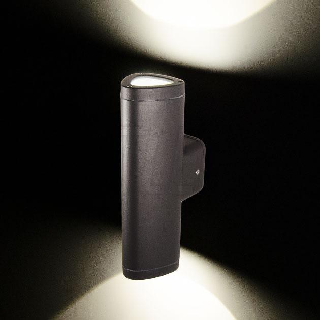 Настенный светодиодный светильник WALL DUO