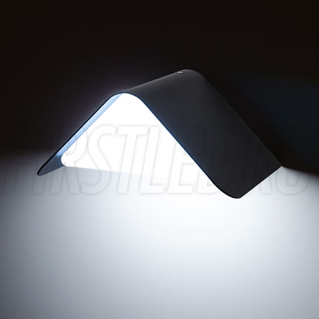 Настенный светодиодный светильник WALL TRIA